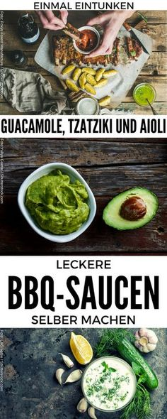 Grilling Recipes Anyone who likes to make ready-made barbecue sauces from the supermarket at the BBQ does his … Barbecue Sauce Recipes, Grilling Recipes, Paleo Recipes, Diy Grill, Grill Party, Barbecue Chicken, Recipe Today, Summer Recipes, Clean Eating