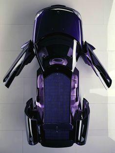 1991 Mercedes-Benz F100 Concept