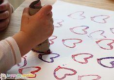 Saint Valentine, Valentines, Diy For Kids, Activities For Kids, Diy And Crafts, Preschool, Pepper, Parents, Images
