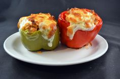 Italian Stuffed Peppers | Like Mother, Like Daughter Food