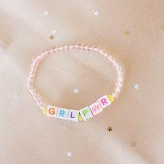 GRL PWR bracelet | Ali Jade x Love & Path
