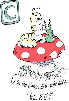 #Aliceinwonderland #Alice #curiouserinwonderland #Alphabet