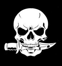 Up for grabs ,high detail airbrush stencil, two part, skull commando. Camo Stencil, Skull Stencil, Skeleton Drawings, Skeleton Art, Punisher Skull, Peaky Blinders, Tatto Skull, Crane, Logo Free