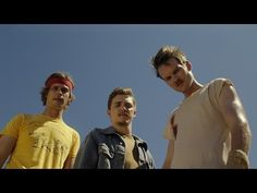Band of Robbers Movie CLIP - The Oath (2016) - Kyle Gallner, Adam Nee Movie HD - YouTube