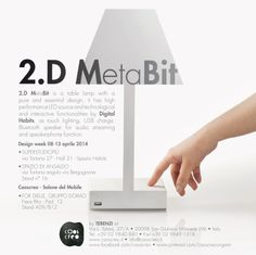 2.D MetaBit | Design by Caoscreo & Digital habits tecnology http://www.caoscreo.it/prodotti.php?id=69