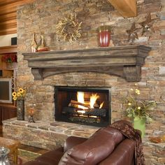 Pearl Mantels 48 Mantel Shelf Celeste Dune Pine Decorating your electric fireplace, wood fireplace, bio-ethanol fireplace, or any other kind of fireplace with this 48 inch mantel shelf Brick Fireplace Mantles, Fireplace Shelves, Wood Mantels, Mantel Shelf, Rustic Fireplaces, Farmhouse Fireplace, Open Fireplace, Fireplace Inserts, Fireplace Design