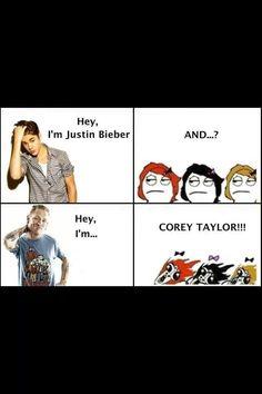 COREY TAYLOR THOU ♥