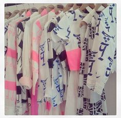 All new prints by Masaba Gupta! Sytle up ur summer with these cool prints n colours!