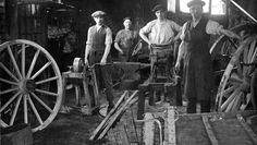 Old Tour Scotland Ancestry visit Genealogy Scottish Family History image photograph of Wheelwrights in Glasgow