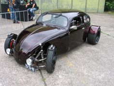 Fusca hot rod, HiBoy