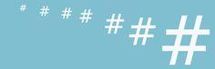 Definiendo un nuevo concepto: la hashtagización. Post en el blog de Best Relations