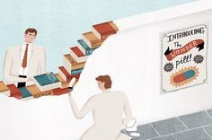 It's Nice That : Art directors take note, Jacob Stead's a future master of editorial illustration
