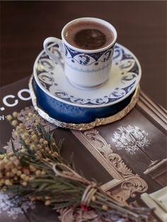 COFFEE PRESENTATION | Turkish coffee