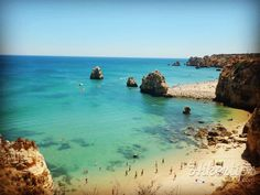 It doesn't matter if you are a sea lover or not, the beach I am going to talk about is simply breathtaking and you will definitely love it. Oasis, Portugal, Beach Fun, Beaches, Amazing, Water, Travel, Outdoor, The Beach