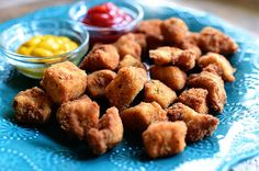 Homemade Chicken Nuggets. The best! And so, so simple.