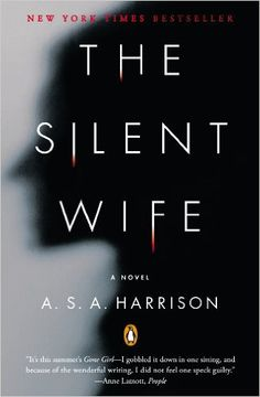 Not my favorite, but would like to see the movie - The Silent Wife: A Novel, A. S. A. Harrison - AmazonSmile