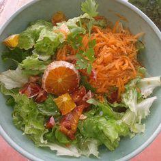 Colorfuleating! Pour garder la forme, mettez de la couleur dans votre assiette!