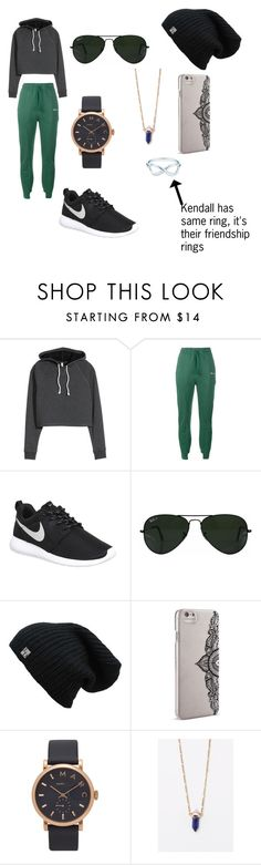 """#C3  To Home & Pack House"" by kyra-pretorius on Polyvore featuring Vetements, NIKE, Ray-Ban, Nanette Lepore, Marc Jacobs and Tiffany & Co."
