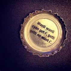 bottle cap cyan get i jamaican quotes sayings wanti jamaicans source .