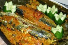 Asian Recipes, Healthy Recipes, Ethnic Recipes, Healthy Food, Seafood Menu, Indonesian Cuisine, Indonesian Recipes, Steam Recipes, Malaysian Food