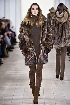 View the Runway | 2015 Fall Fashion Show | Ralph Lauren