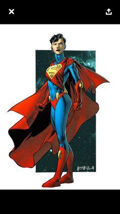 supergirl cartoon toplise