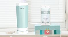 Curattle - Personal Electric Kettle that Suggests Beverages to Users