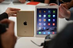 Apple Redefines Tablets With New iPads http://www.hngn.com/articles/46187/20141017/apple-redefines-tablets-new-ipads.htm