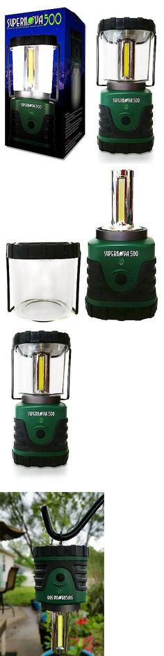 Lanterns 168867: Supernova 500 Ultra Bright Camping And Emergency Led Lantern Forest Green -> BUY IT NOW ONLY: $38.36 on eBay!