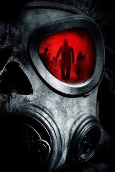gas mask, apocalypse