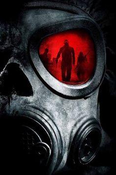gas mask, apocalypse