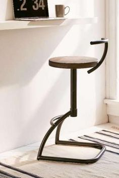 Стул стулья барные мебель для кафе в лофт loft industrial стиле Одесса - изображение 1