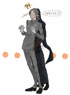 Eli x Aesop Identity Art, Aesop, Pusheen, Ships, Kawaii, Anime, Drawing Things, Couples, Boats