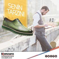 Komcero'da herkesin tarzını yansıtacak bir ayakkabı mutlaka vardır... #Komcero #ayakkabı #trend #fashion #moda #AyağınızdakiEnerji