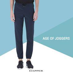 โปรโมชั่น DAPPER ไอเทมแห่งยุคที่พลาดไม่ได้ กางเกง Jogger ราคา 2,190 บาท (วันนี้ -ไม่มีระยะเวลากำหนด)  จะเกิดอะไรขึ้น⁉️เมื่อความแอ็คทีฟแบบสปอร์ต ถูกผสานเข้ากับความเรียบเนี๊ยบของDapper�