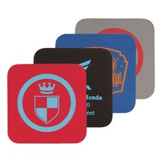 This custom coaster features a square-shaped thick rubber base. Made of soft jersey polyester fabric on the top surface. Soft and stylish surface for maximum liquid absorption makes for a great promotional coaster! Custom Coasters, Family Gifts, Drink Sleeves, Surface, Base, Shapes, Stylish, Fabric, Top