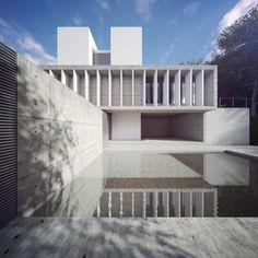 House in Estoril by Jorge Mealha