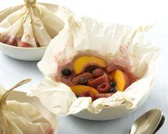 Baked fruit parcels  - Netdoctor.co.uk