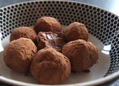 {Dukan} Chocolate Truffles