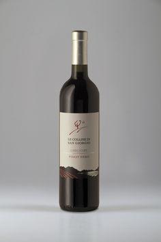 #Pinot #Nero Le Colline di San Giorgio | Cantina B. Bartolomeo da Breganze by #Francescon & #Collodi #etichette_vino