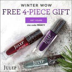 FREE Winter Wow Julep Maven Makeup Box ($58 Value)!  www.mrsjanuary.com