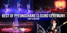 Shredding guitar kid steals the show at PyeongChang Closing Ceremony