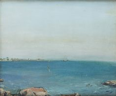 James McNeill Whistler, Coast of Dover