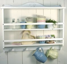 Keukenrek, wit