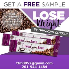 Get A 6 Day Experience! Weight management coffee with clinically proven ingredients! Coffee Nation, Unicorn Coffee, Coffee Games, Weight Loss Photos, Coffee Club, Coffee Drinks, Drinking Coffee, Text Me, Healthy Nutrition