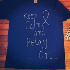 396bbe3fdc1 Make your own cute Relay For Life shirt! We want to see