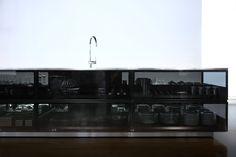 Transparent kitchen