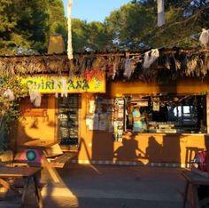 Chirincana Camping Ibiza in Es Canar / #camping #Ibiza #EsCanar