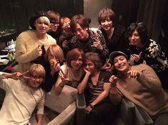#HYDE #VAMPS, DAIGO(BREAKERZ), yasu(Acid Black Cherry), Shinya(DIR EN GREY), Kyan Yutaka(Golden Bomber), ASH DA HERO, Hiro(MY FIRST STORY), Ryuji Aoki, Syuusuke Saito, Kusada Pele, Yuya Tegoshi(NEWS)? | #2016