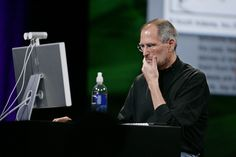 Celebrities you did not know were of Arab heritage:Apple CEO Steve Jobs' biological father was Syrian. AP